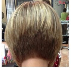 Short Stacked Bob Hairstyles 2014 | Short Hair Trends