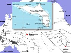Where is Kwajalein??