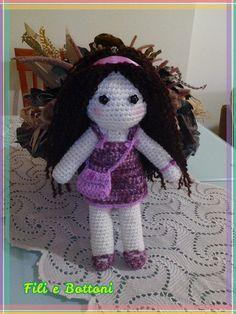 Susanna (bambola amigurumi)