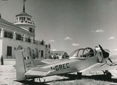 Aereo-Club: Concurso internacional de vuelos sin motor 1952 | Flickr: Intercambio de fotos