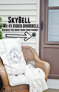 SkyBell- Video Wi-fi