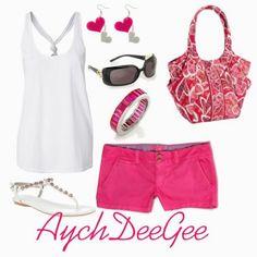 Pink Summer.