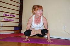 Scale Pose » Yoga Pose Weekly