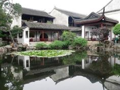 Suzhou, Garden of the master of Nets