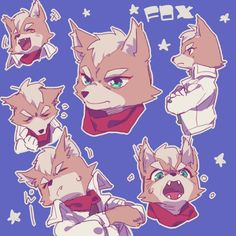 Star Fox Video Game, Game Character, Character Design, Shining Tears, Fox Mccloud, Fox Games, Fox Pictures, Anime Furry, Furry Drawing