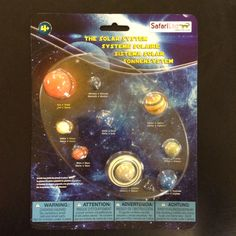 Lookie! It's a packet of the Solar System! How cool!