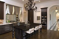 Sensational Chandeliers Cast Rooms in Dramatic Light