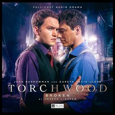 Torchwood: Broken – Coming in July Just seeing this pic made me want to cry
