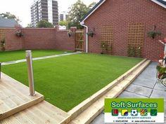 Artificial Grass Leisure Surface Measurements
