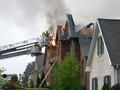 What NOT to do during a fire outbreak