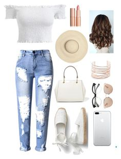 """""""summer coolness"""" by missemmaleigh20 ❤ liked on Polyvore featuring DKNY, Christian Dior and Alexis Bittar"""