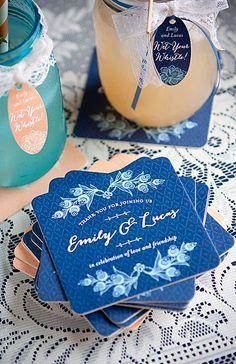 Style Your Soirée - Shop Coasters!