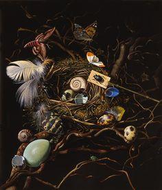 Above Art | Miriam Escofet «Абстрактный реализм»