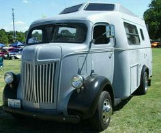 '41 Ford COE camper conversion