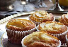 Hruškové muffiny Cupcakes, Breakfast, Food, Morning Coffee, Cupcake Cakes, Essen, Meals, Yemek, Cup Cakes