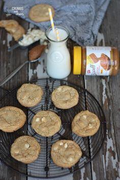 Easy Biscoff Cookies