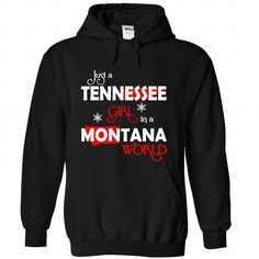 TENNESSEE-MONTANA Girl 06Red - #student gift #gift friend. FASTER => https://www.sunfrog.com/States/TENNESSEE-2DMONTANA-Girl-06Red-Black-Hoodie.html?68278