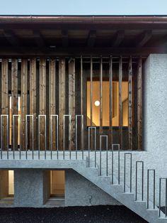 savioz fabrizzi architectes, Thomas Jantscher · Conversion