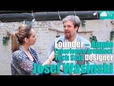 #CMTV speaks to Josef Wasinski – Founder of Ample in Tech City!