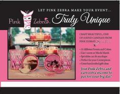 Have a wedding, baby shower, or birthday party coming up!?! Contact me to find out out you can use Pink Zebra sprinkles to make your special day unique and fun!  http://www.sprinklingpz.com