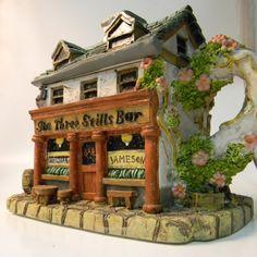 Tell Tale Teapot  Three Still Bar  Irish made by ThreeTangerines, $32.00