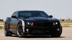2010 Hennessey LS9 Chevy Camaro | pinterest.com/pin/19935472… | Flickr