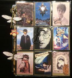 Harry Potter Pocket Letter.