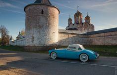 Old car, old architecture... by Gorshkov Igor - Photo 72859355 - 500px