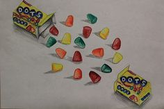Candy still life -- Perfect for the day that is all about the candy -- Halloween
