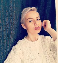 #pixie#haircut 😻