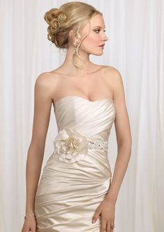 Mori Lee Sash 43 #Pearl & Glass Bead Sash Belt , #wholesale bridal sash belts, #rhinestone sashes, #rhinestone belts pearl sashes, #pearl belts, #beaded belts, #beaded sashes, #satin belts, #satin sashes, #floral sashes, #floral belts, #bridal belts, #timelesstreasure