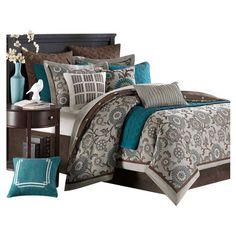 Bennett Place Comforter Set by Hampton Hill