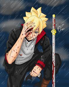 Boruto Uzumaki Anime Naruto, Naruto Fan Art, Naruto Cute, Naruto Funny, Hinata, Boruto And Sarada, Itachi Uchiha, Narusaku, Kakashi