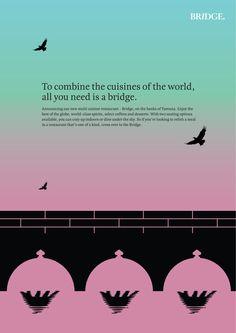 Bridge Poster on Behance by Siddharth Khandelwal