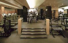 Grand Hyatt Seoul Fitness Facilities #grandhyattseoul #grandhyattseoulgym