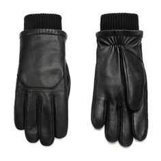 e5ae5a61e34b Canada Goose Women s Leather Rib Glove