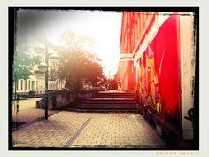 Endlich Ruhe! Das Atomino schließt und der Brühl in #Chemnitz wird zur Lärmschutzzone.. Chemnitz