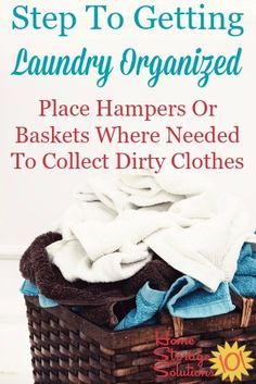 1000+ images about organize laundry on Pinterest