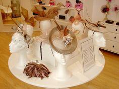 THE PINK CARPET: Tocados y accesorios de fiesta en Barcelona | DolceCity.com