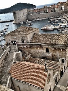 Mediterranean Cruise, Old City , Dubrovnik, Croatia, Mediterranean Ports, European Cruise, Walking the Walls in Dubrovnik