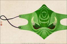 The mask of Elephant