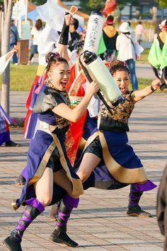 栃木県  下野YOSAKOI 2014  準グランプリ授賞♪