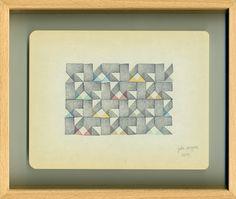 Julia Vergara´s original artwork on paper