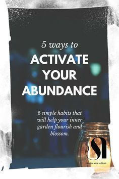How to make money by activating your abundance, shifting your money mindset and changing your money story. Financial security, Law of Attraction, Abraham Hicks, growth mindset, abundance images, abundance affirmations, manifesting abundance, money abundan