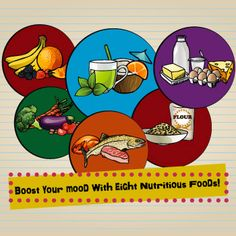 Need a nutritious mood-boosting food? Eat more foods to boost your mood, and enjoy the health and wellness benefits.