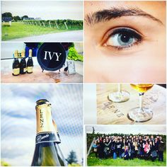 IVY:NY & Sunny Norton had one memorable experience @lenzwine we drank wines in the snow!!!