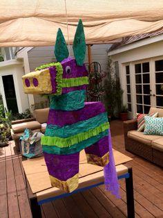Diy piñata. In case I ever need to make piñata