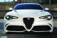 Alfa Romeo — Pure beauty to the eyes.