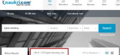 High Job Demand in Digital Marketing & Average Salary in India marketing marketing marketing strategies marketing strategy seo training in pune, expert in pune Marketing Jobs, Social Media Marketing, Digital Marketing, Marketing Strategies, Affiliate Marketing, Internet Marketing, Digital Jobs, International Jobs