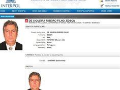 Polícia Federal prende ex-advogado de Cerveró em aeroporto do Rio (foto: Reprodução / Interpol)